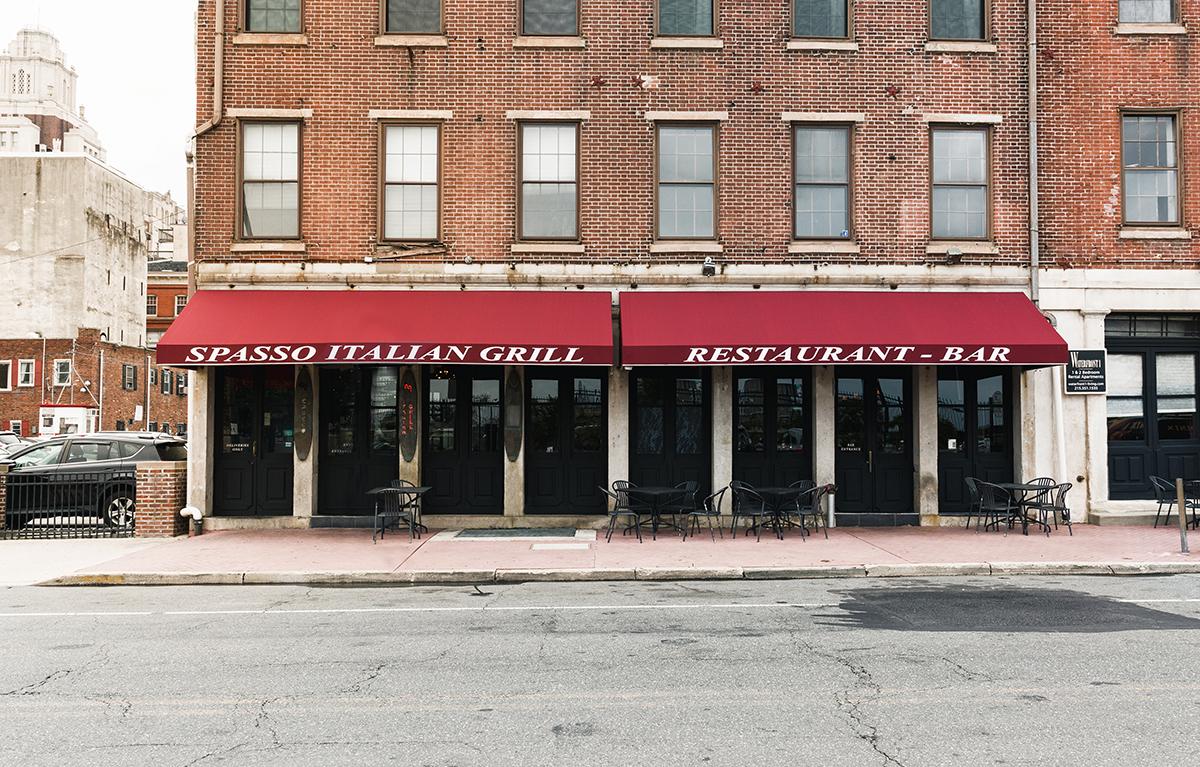 Spasso Italian Grill Philadelphia Pa